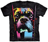 Boxer Choose Adoption T-shirts