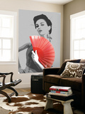 Sola Wall Mural by  NaxArt