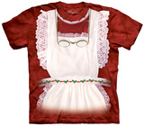 Mrs. Claus T-shirts