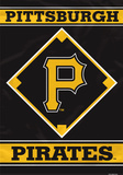 MLB Pittsburgh Pirates House Banner Flag
