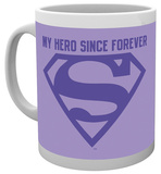 Superman Mum My Hero Mug Taza