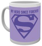 Superman Mum My Hero Taza