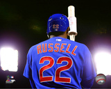 Addison Russell 2015 Action Photo