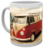 VW Route One Mug - Mug