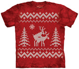 Reindeer Style Shirts