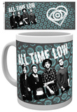 All Time Low Eye Pattern Mug Mug