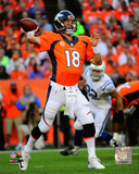 Peyton Manning 2014 Action Photo