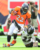 C.J. Anderson 2015 Action Photo