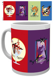 DC Comics Quad Gotham Girls Mug Mug