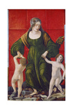 Wife of Hasdrubal and Her Children, c.1490-3 Giclee Print by Ercole de Roberti