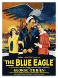 The Blue Eagle (The Devil's Master) Prints
