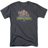 Fraggle Rock- Circle Logo T-Shirt