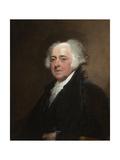 John Adams c.1800-15 Giclee Print by Gilbert Stuart