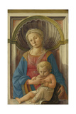 Madonna and Child, c.1440 Giclee Print by Fra Filippo Lippi