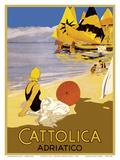 Cattolica, Italy - Adriatico (Adriatic Coast) - Adriatic Coast Prints
