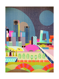 Wired Regular Giclee Print by Andrew Holder