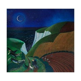 Evening Stroll, 2013 Giclee Print by Lisa Graa Jensen