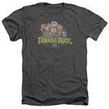 Fraggle Rock- Circle Logo T-shirts