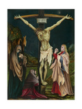 The Small Crucifixion, c.1511-20 Giclee Print by Matthias Grunewald