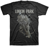 Linkin Park- Carnivores Tシャツ