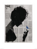 Poetica Prints by Loui Jover