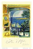 Cote d'Azur - Picasso's Studio Pigeons Velazquez Posters by Pablo Picasso