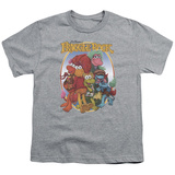 Youth: Fraggle Rock- Group Hug Shirts