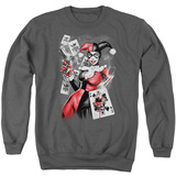 Crewneck Sweatshirt: Batman- Smoking Gun T-Shirt