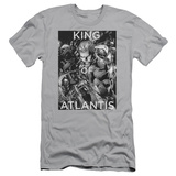 Aquaman- King Of Atlantis (Slim Fit) Shirt