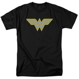Wonder Woman- Logo Shirts