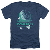 Veronica Mars- Marshmallow Logo T-shirts