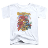 Toddler: Fraggle Rock- Group Hug T-Shirt