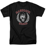 Hardluck Kings- Red Letter Distressed T-Shirt