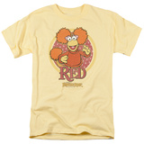 Fraggle Rock- Red Circle Shirts