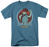 Fraggle Rock- Boober Circle T-shirts