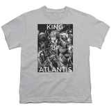Youth: Aquaman- King Of Atlantis Shirt
