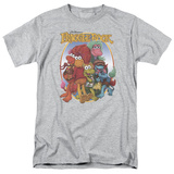 Fraggle Rock- Group Hug T-Shirt