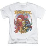 Juvenile: Fraggle Rock- Group Hug T-Shirt