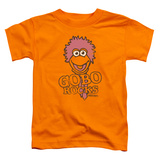 Toddler: Fraggle Rock- Gobo Rocks T-Shirt
