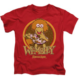 Youth: Fraggle Rock- Wembley Circle Shirts