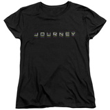 Womans: Journey- Repeat Logo Shirt