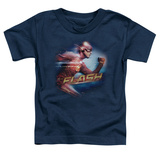 Toddler: The Flash- Fastest Man Shirt