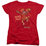 Womens: Fraggle Rock- Dance T-Shirt