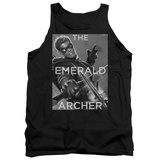 Tank Top: Green Arrow- Trigger Tank Top