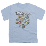 Youth: Fraggle Rock- Spinning Gang T-Shirt