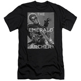 Green Arrow- Trigger (Slim Fit) T-Shirt