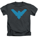 Juvenile: Batman- Nightwing Symbol T-Shirt