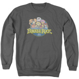 Crewneck Sweatshirt: Fraggle Rock- Circle Logo Shirts
