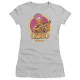 Juniors: Fraggle Rock- Gobo Circle T-Shirt