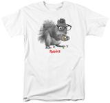 Rubik's Cube- Nerd Squirrel Shirts
